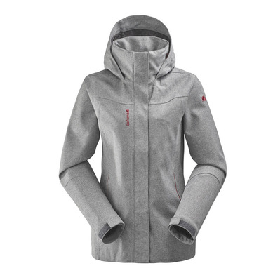 LAFUMA - TRACK ZIP-IN - Jacket - Women's - heather grey