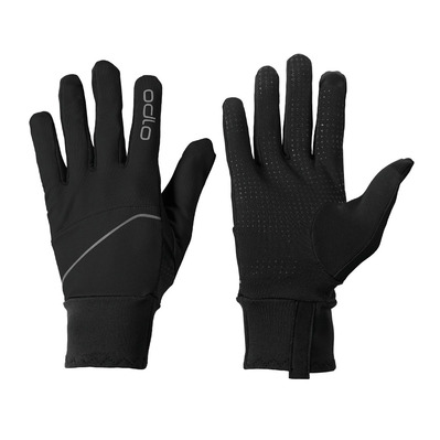 ODLO - INTENSITY SAFETY LIGHT - Gloves - black
