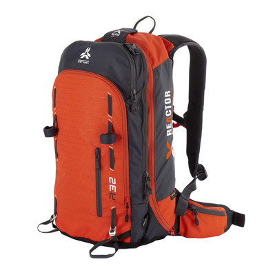 ARVA - REACTOR V2 32L - Airbag Backpack - orange