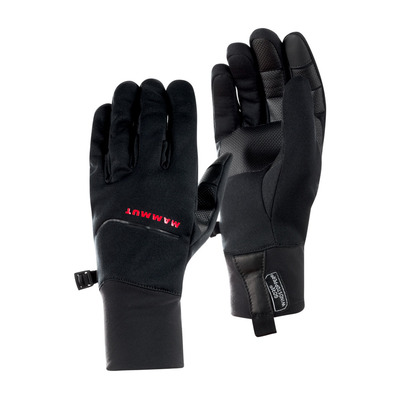 MAMMUT - ASTRO - Gloves - black