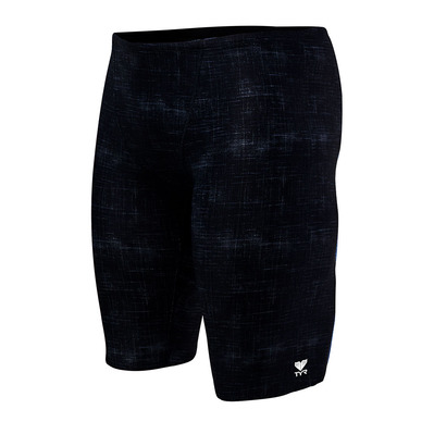 TYR - SANDBLASTED ALLOVER - Jammer Homme black