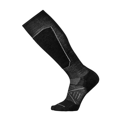 SMARTWOOL - PHD SKI LIGHT ELITE - Chaussettes black