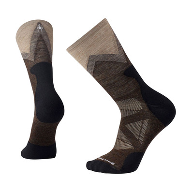 SMARTWOOL - PRO APPROACH LIGHT ELITE CREW - Socks - black