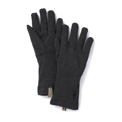 SMARTWOOL - MERINO 250 - Guantes hombre charcoal heather