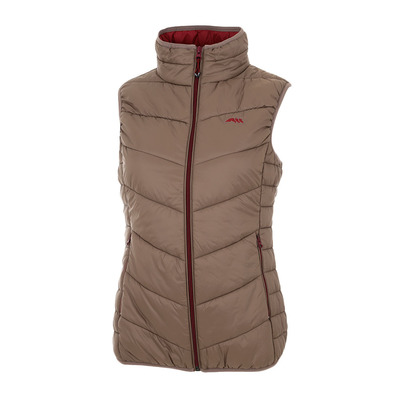 EQUILINE - JUMA - Down Jacket - Women's - walnut