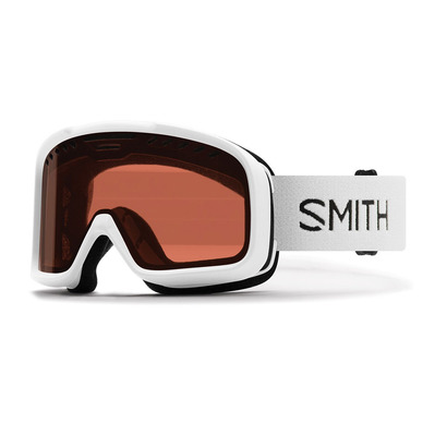 SMITH - PROJECT - Masque ski white/rc36 rose