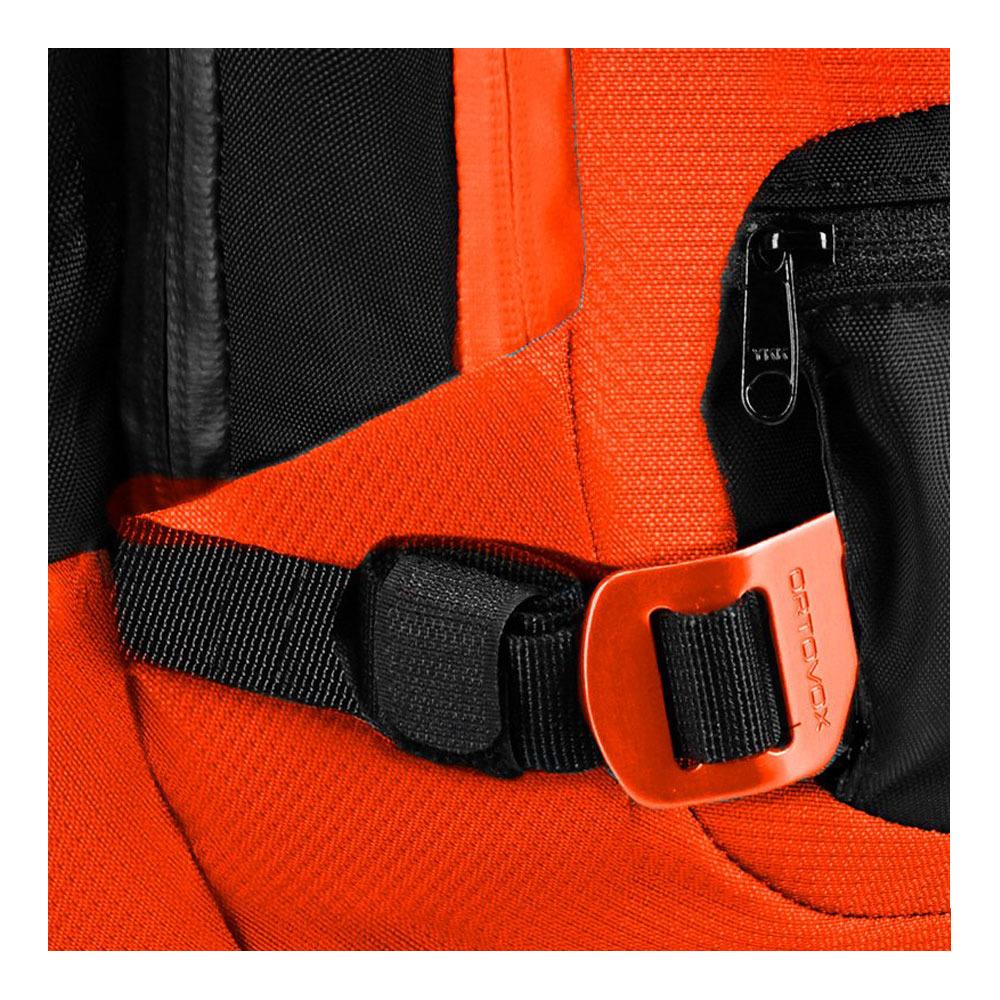 Ortovox FREE RIDER AVABAG 22L Sac airbag black Private