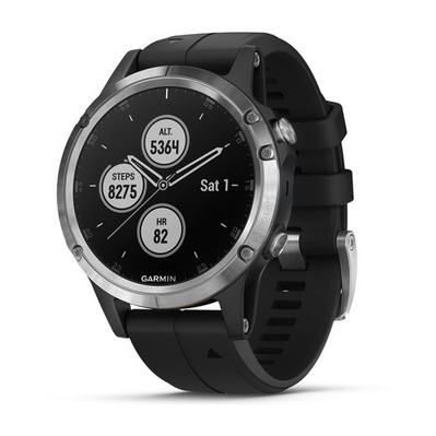 GARMIN - FENIX 5 PLUS - Watch - black