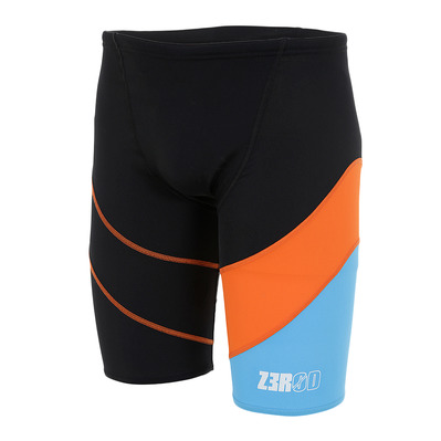 Z3ROD - JAMMER - Jammer - Men's - black/atoll/orange