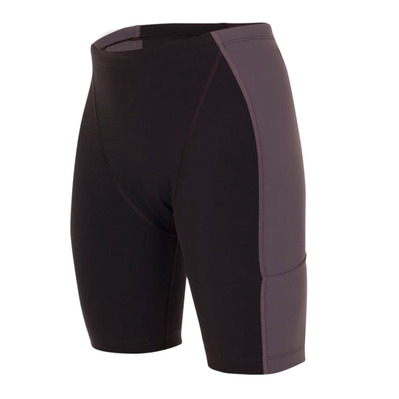Z3ROD - RACER - Triathlon-Shorts Frauen Black Series