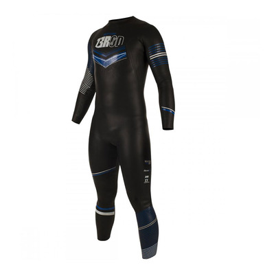 Z3ROD - Z3r0d NEPTUNE - Traje de neopreno 5/3/2mm hombre black/blue