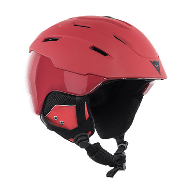 DAINESE - D-BRID - Casco de esquí chili pepper/chili pepper