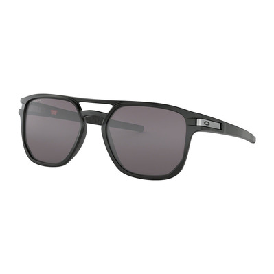 OAKLEY - LATCH BETA - Lunettes de soleil matte black/prizm grey
