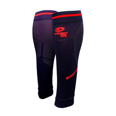 BV SPORT - BOOSTER ELITE EVO2 - Calf Sleeves - blue/red