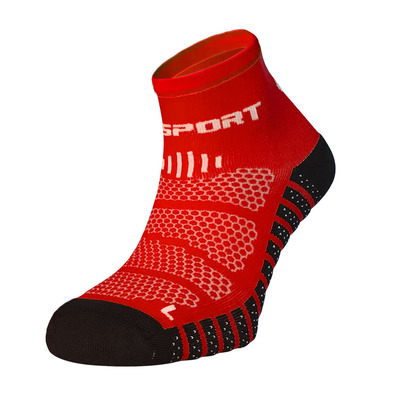 BV SPORT - SCR ONE EVO - Chaussettes rouge