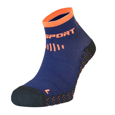 BV SPORT - SCR ONE EVO - Chaussettes bleu/orange