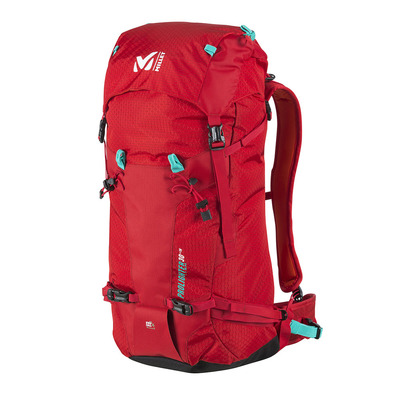 MILLET - PROLIGHTER 30+10L - Sac à dos red