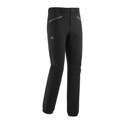 MILLET - SUMMIT - Pants - Men's - black/black