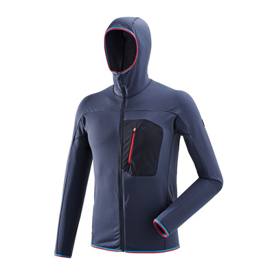 MILLET - TRILOGY LIGHTGRID - Fleece - Men's - sapphire