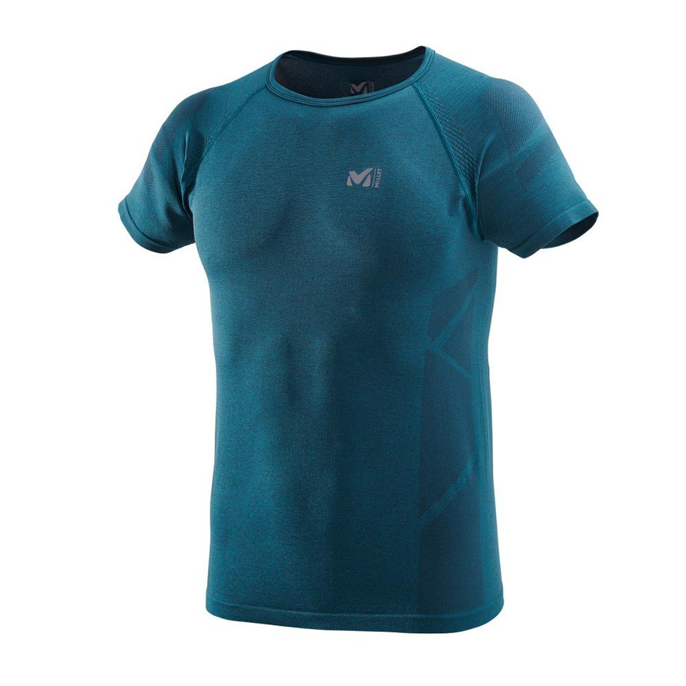 Millet Ltk Seamless Light Zip SS T-Shirt Hombre