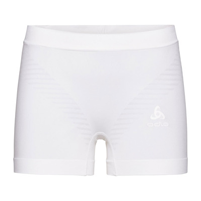 ODLO - PERFORMANCE X LIGHT - Shorty mujer white