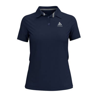 ODLO - F-DRY - Polo - Women's - diving navy