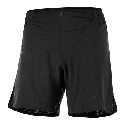 SALOMON - SENSE - Short Homme black
