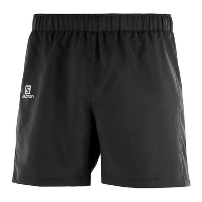 SALOMON - AGILE 5 - Shorts - Men's - black