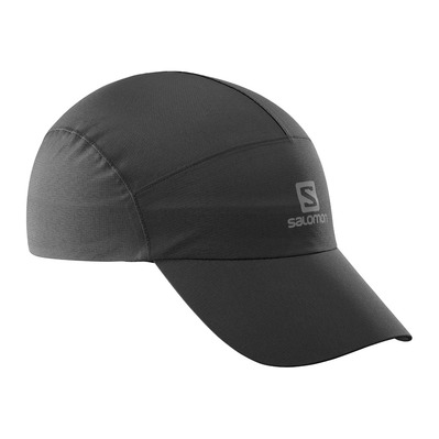 SALOMON - WATERPROOF - Casquette black