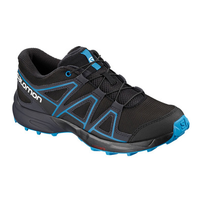 SALOMON - SPEEDCROSS - Trail Shoes - Junior black/gy/hawaiian