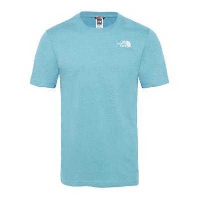 THE NORTH FACE - RED BOX - Tee-shirt Homme storm blue