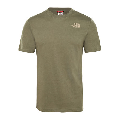 THE NORTH FACE - RED BOX - Tee-shirt Homme new taupe green/kelp tan