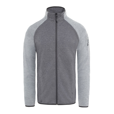 THE NORTH FACE - ONDRAS II - Sweatshirt - Men's - tnfblackhther/midgryhther