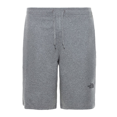 THE NORTH FACE - GRAPHIC - Short Homme tnf medium grey heather