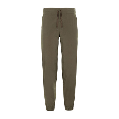 THE NORTH FACE - RISE & ALIGN - Pantalon Femme new taupe green