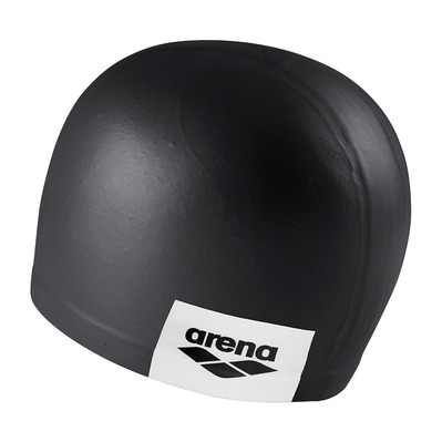 ARENA - LOGO MOULDED - Bonnet de bain black