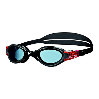 ARENA - NIMESIS CRYSTAL LARGE - Swimming Goggles - Men's - smoke black/black