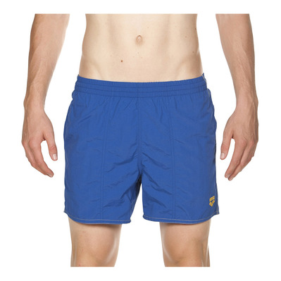 ARENA - BYWAYX - Short de bain Homme royal/yellow star
