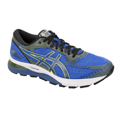ASICS - GEL-NIMBUS 21 - Running Shoes - Men's - illusion blue/black