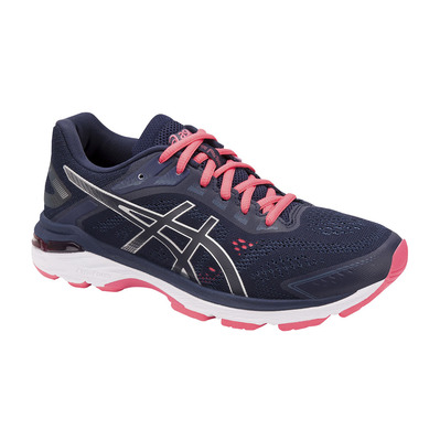 ASICS - GT-2000 7 - Running Shoes - Women's - peacoat/silver