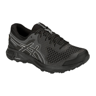 ASICS - GEL-SONOMA 4 GTX - Trail Shoes - Women's - black/stone grey