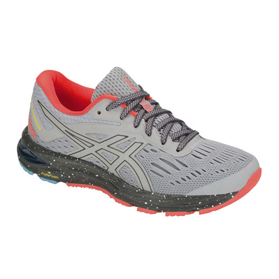 ASICS - GEL-CUMULUS 20 LE - Running Shoes - Women's - mid grey/dark grey