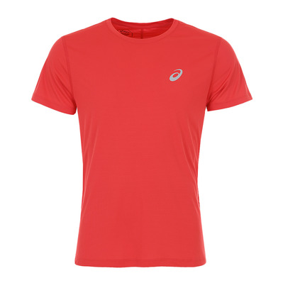 ASICS - SILVER - Jersey - Men's - classic red