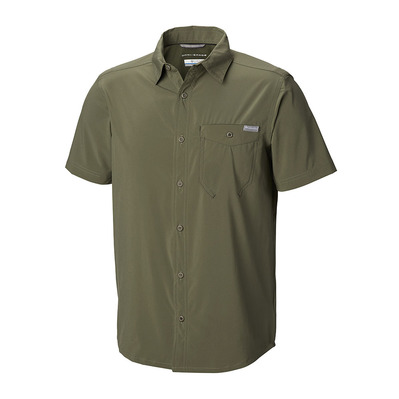 COLUMBIA - TRIPLE CANYON - Camisa hombre cypress