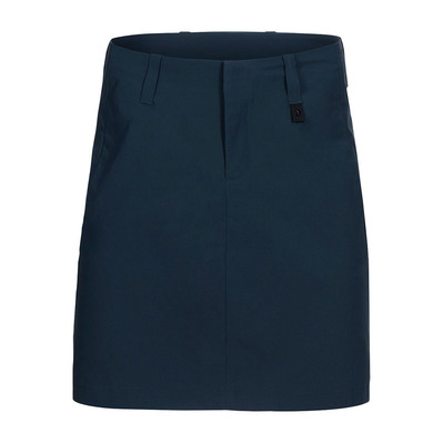 PEAK PERFORMANCE - SWIN - Skirt - Women's steel
