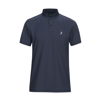 PEAK PERFORMANCE - AUSTINPO - Polo hombre blue shadow