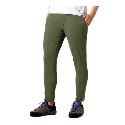 MOUNTAIN HARDWEAR - DYNAMA ANKLE - Pantalon Femme light army