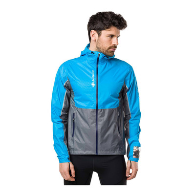 RAIDLIGHT - TOP EXTREME MP+ - Giacca Uomo blue/grey