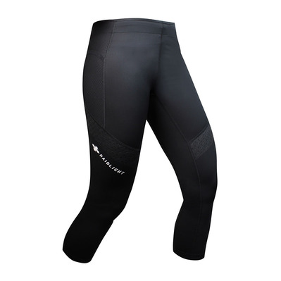 RAIDLIGHT - TRAIL RAIDER - 3/4 Tights - Women's - black