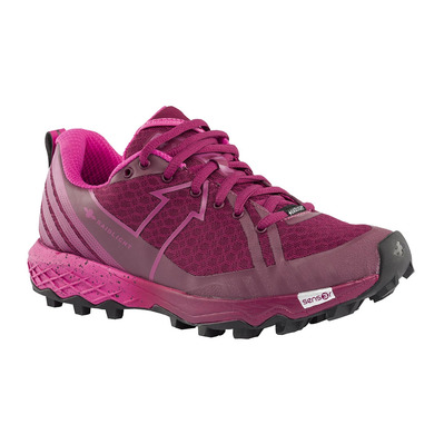 RAIDLIGHT - RESPONSIV DYNAMIC - Trail Shoes - Women's - pink/purple